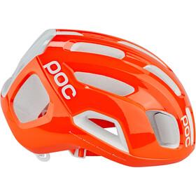 POC Ventral Air Spin Helmet zink orange avip